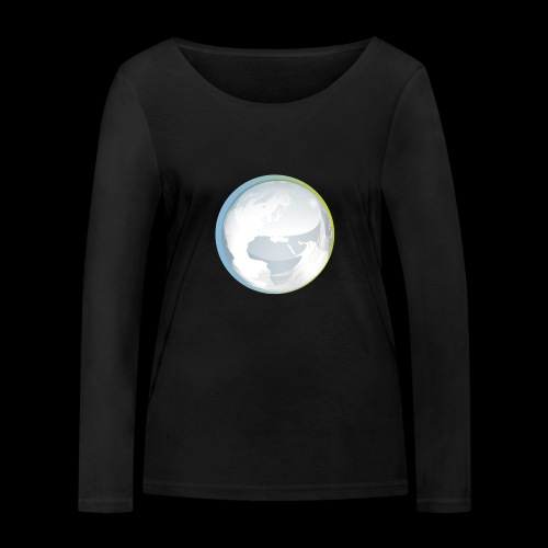 PTS logo new15 beeldmerkS png - Women's Organic Longsleeve Shirt by Stanley & Stella
