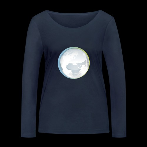 PTS logo new15 beeldmerkS png - Women's Organic Longsleeve Shirt by Stanley & Stella