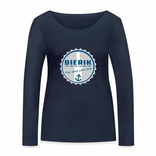 BaseCap A - Frauen Bio-Langarmshirt von Stanley & Stella