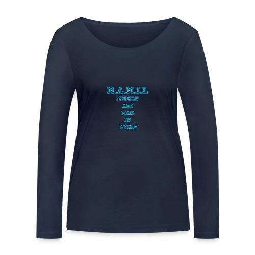 MAMIL - Women's Organic Longsleeve Shirt by Stanley & Stella