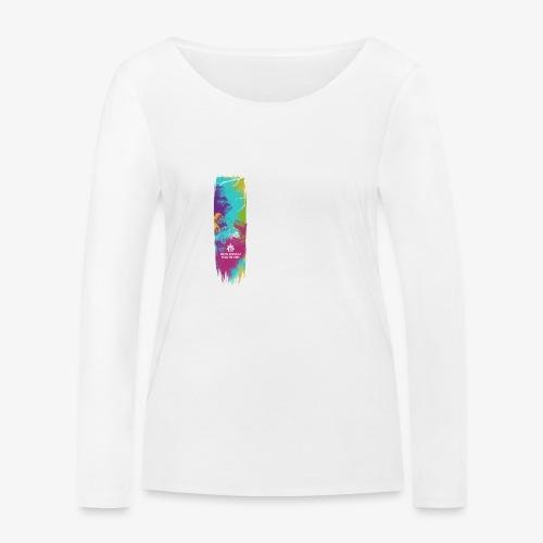 Leave a mark - Women's Organic Longsleeve Shirt by Stanley & Stella