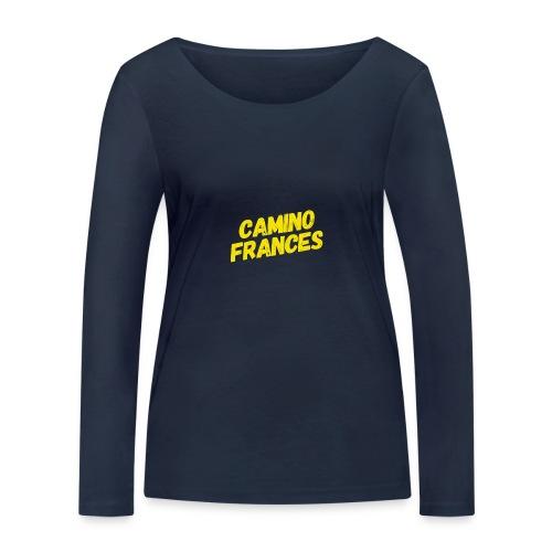 Camino Frances - Frauen Bio-Langarmshirt von Stanley & Stella