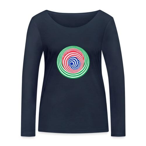 Tricky - Women's Organic Longsleeve Shirt by Stanley & Stella