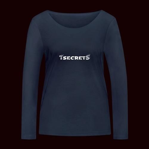 TsecretS white - Frauen Bio-Langarmshirt von Stanley & Stella