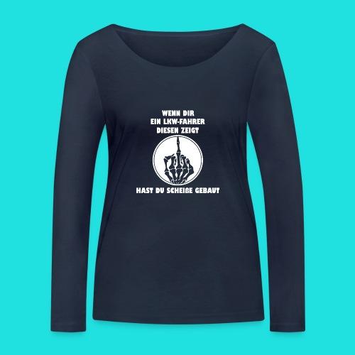 LKW-Fahrer - Frauen Bio-Langarmshirt von Stanley & Stella