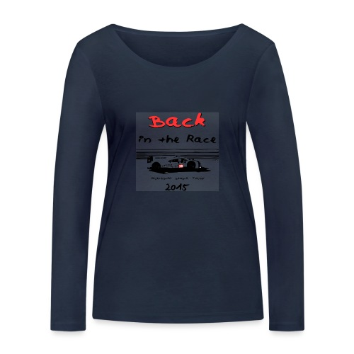 919 back in the race 2 - T-shirt manches longues bio Stanley & Stella Femme