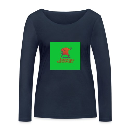 Slentbjenn Knapp - Women's Organic Longsleeve Shirt by Stanley & Stella