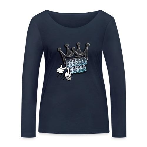 all hands on deck - Women's Organic Longsleeve Shirt by Stanley & Stella