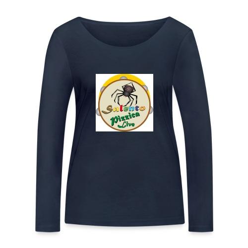 Salento Pizzica Live sf B - Maglietta a manica lunga ecologica da donna di Stanley & Stella