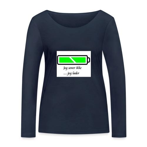 lader_2 - Økologisk langermet T-skjorte for kvinner fra Stanley & Stella