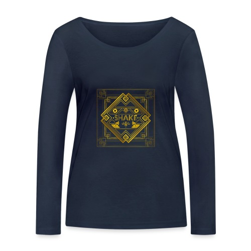 AlbumCover 2 - Women's Organic Longsleeve Shirt by Stanley & Stella