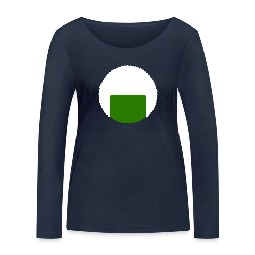 ONIGIRI - T-shirt manches longues bio Stanley & Stella Femme