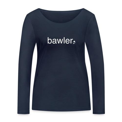 bawler - Frauen Bio-Langarmshirt von Stanley & Stella
