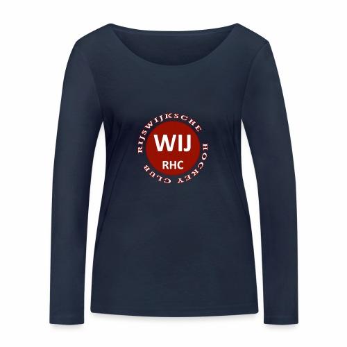RIJSWIJKSCHE HOCKEY CLUB - Vrouwen bio shirt met lange mouwen van Stanley & Stella