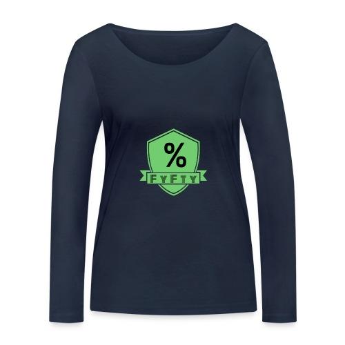 D38ED234 D537 4561 B7C3 826E8A15AF48 - Camiseta de manga larga ecológica mujer de Stanley & Stella