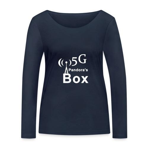 5G Pandora's box - Frauen Bio-Langarmshirt von Stanley & Stella