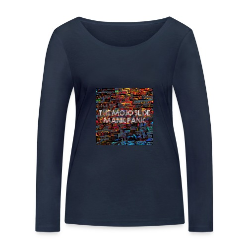 Manic Panic - Design 1 - Women's Organic Longsleeve Shirt by Stanley & Stella