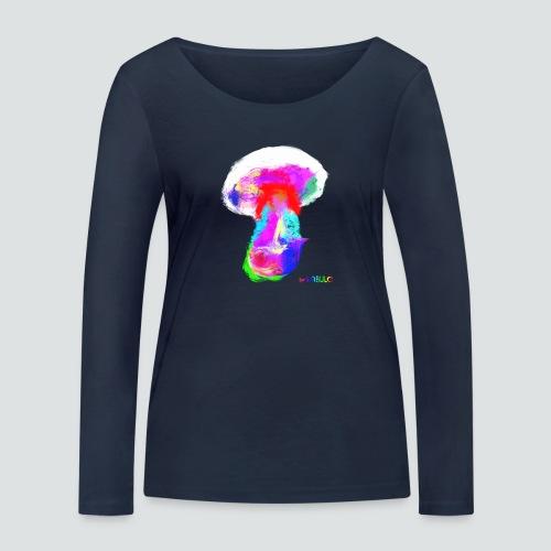 Pilz X png - Frauen Bio-Langarmshirt von Stanley & Stella