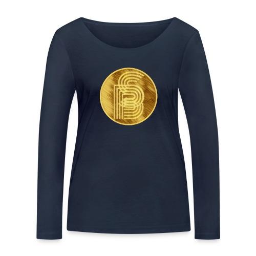 """Secret Blend """"Gold"""" - Frauen Bio-Langarmshirt von Stanley & Stella"""