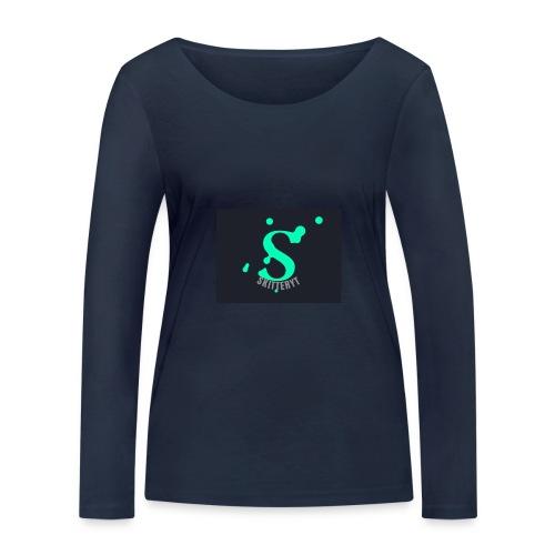 skitterYT - Ekologisk långärmad T-shirt dam från Stanley & Stella