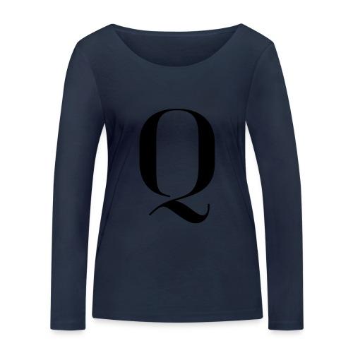 Q - Women's Organic Longsleeve Shirt by Stanley & Stella