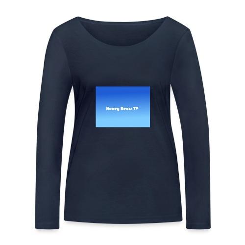 Honey Bears TV Merch - Women's Organic Longsleeve Shirt by Stanley & Stella