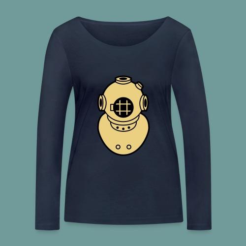 scaph_02 - T-shirt manches longues bio Stanley & Stella Femme