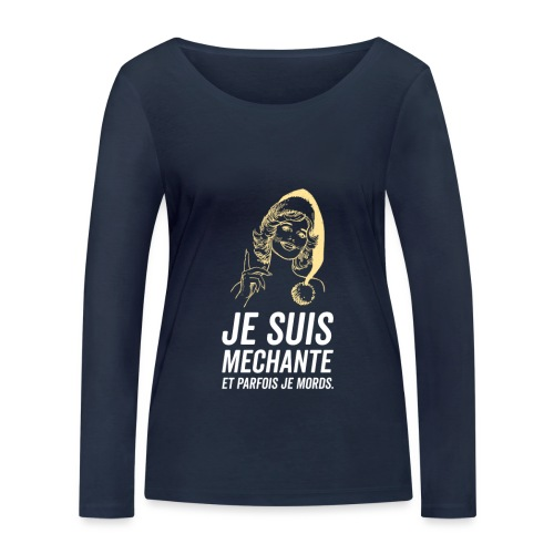 Tshirt Femme - T-shirt manches longues bio Stanley & Stella Femme