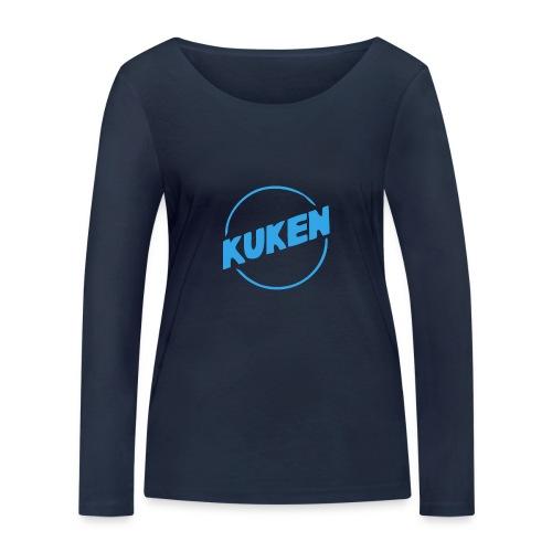 Kuken - Ekologisk långärmad T-shirt dam från Stanley & Stella