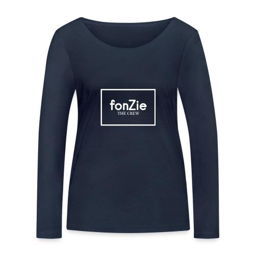 The fonZie Collection - Maglietta a manica lunga ecologica da donna di Stanley & Stella