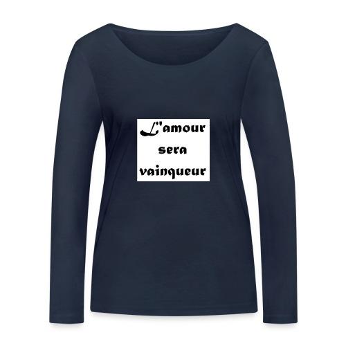 la belle au bois dormant - T-shirt manches longues bio Stanley & Stella Femme
