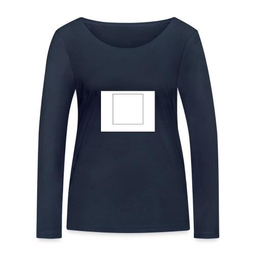 Square t shirt - Vrouwen bio shirt met lange mouwen van Stanley & Stella