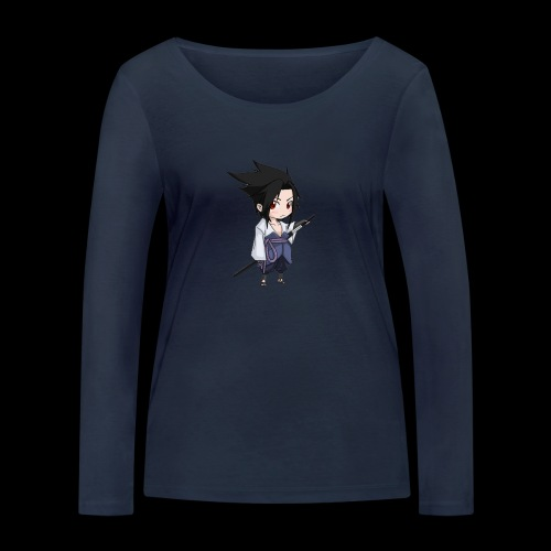 Sasuke - T-shirt manches longues bio Stanley & Stella Femme