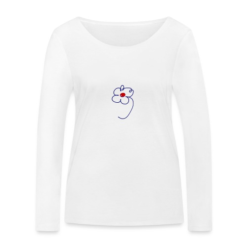 0BCAE8B9 39C6 4CAC BD96 F279AD1C4726 - Camiseta de manga larga ecológica mujer de Stanley & Stella