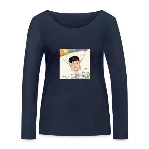 Wanderingoak629 - Women's Organic Longsleeve Shirt by Stanley & Stella