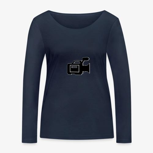 camera - Økologisk Stanley & Stella langærmet T-shirt til damer