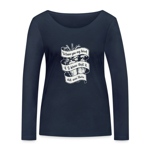 Lost heart (A tribute to The Dear Hunter) - Ekologisk långärmad T-shirt dam från Stanley & Stella