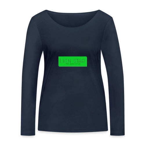 Untitled 3 png - Økologisk Stanley & Stella langærmet T-shirt til damer