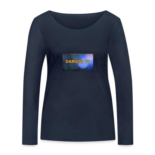 DARIUSZ TV - Ekologiczna koszulka damska z długim rękawem Stanley & Stella