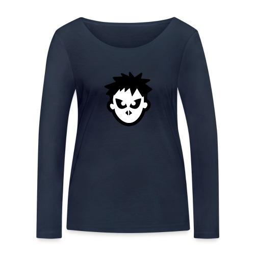Sorskoot Head - Women's Organic Longsleeve Shirt by Stanley & Stella