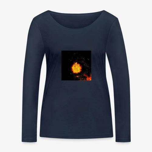 FIRE BEAST - Vrouwen bio shirt met lange mouwen van Stanley & Stella