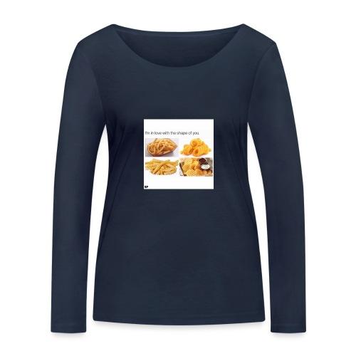 Shape - Frauen Bio-Langarmshirt von Stanley & Stella