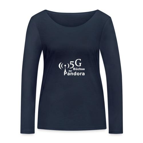 5G Büchse der Pandora - Frauen Bio-Langarmshirt von Stanley & Stella