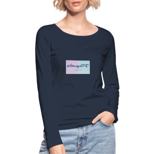 ebuyot - Maglietta a manica lunga ecologica da donna di Stanley & Stella