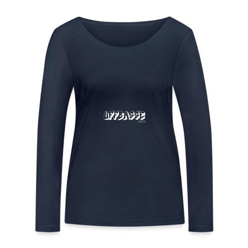 UFFBASSE - Frauen Bio-Langarmshirt von Stanley & Stella