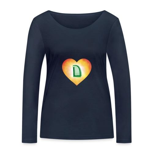 Dats Dramatic - Women's Organic Longsleeve Shirt by Stanley & Stella