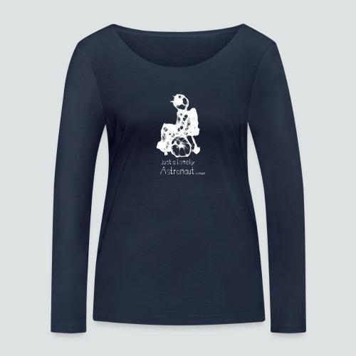 Rollinaut png - Frauen Bio-Langarmshirt von Stanley & Stella