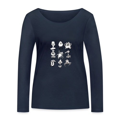 Collection - T-shirt manches longues bio Stanley & Stella Femme