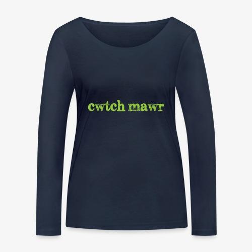 cwtchmawr1 - Women's Organic Longsleeve Shirt by Stanley & Stella