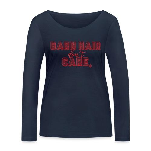 Barn Hair - Frauen Bio-Langarmshirt von Stanley & Stella